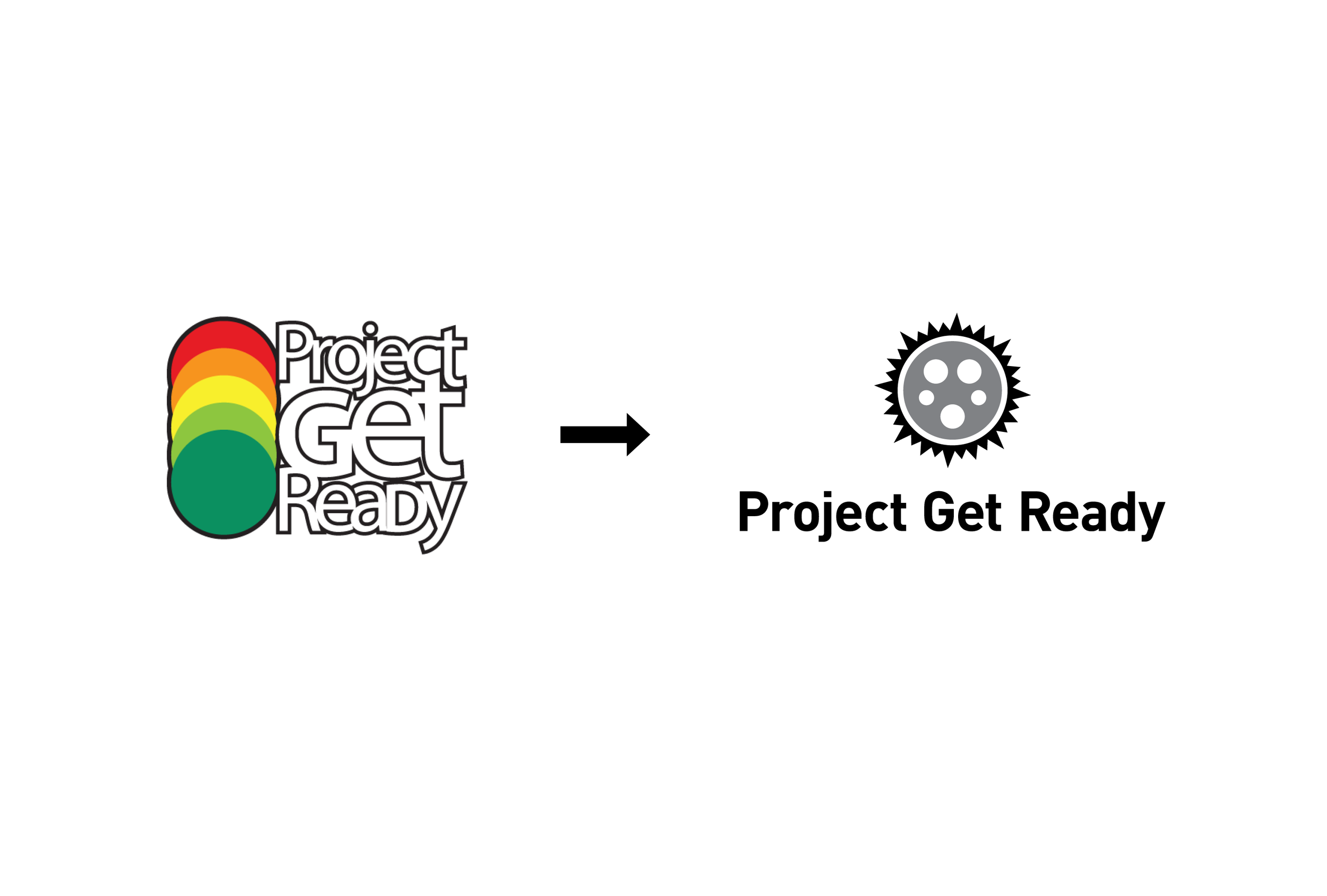 Project Get Ready logo.