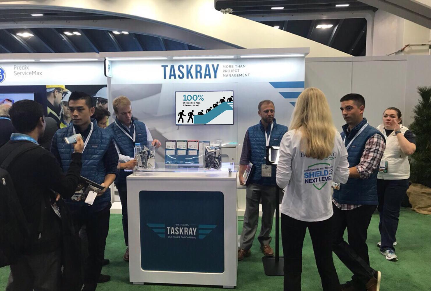 TaskRay-Dreamforce-2018-booth.png