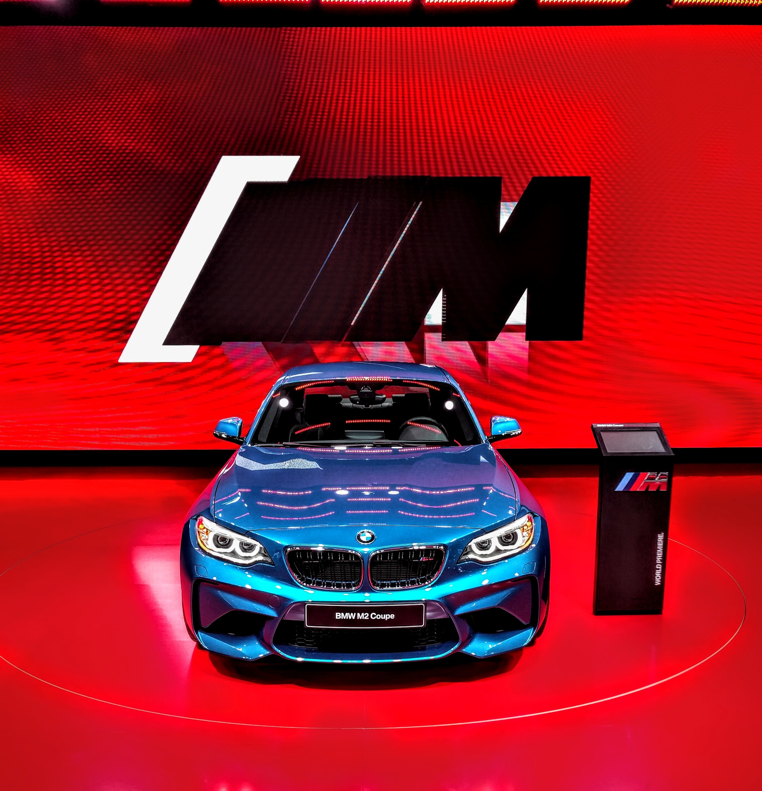 2016 BMW M2  Engine:  3.0L I-6 Turbo Producing 365 HP & 369 lb-ft  Price: $ 50K