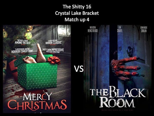 WHICH IS WORSE?! Vote in the comments below! Wrapping up the Shitty 16 is Mercy Christmas vs The Black Room! Thanks for voting! #mercychristmas #theblackroom #christmashorror #sexyhorror #marchmoviemadness #horrorpodcast #horriblehorrorpodcast #moongoons