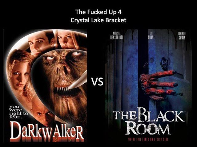FINAL 4 MOONGOONS! WHICH IS WORSE?! Vote in the comments below. Here we have Dark Walker vs The Black Room! Keep up the votes! #darkwalker #theblackroom #crystallakebracket #horriblehorrorpodcast #horrorpodcast #podcast #marchmoviemadness #moongoons