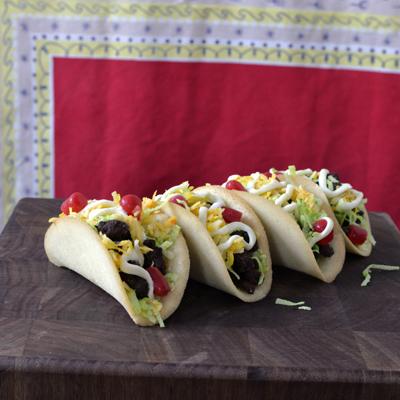 Faux Tacos