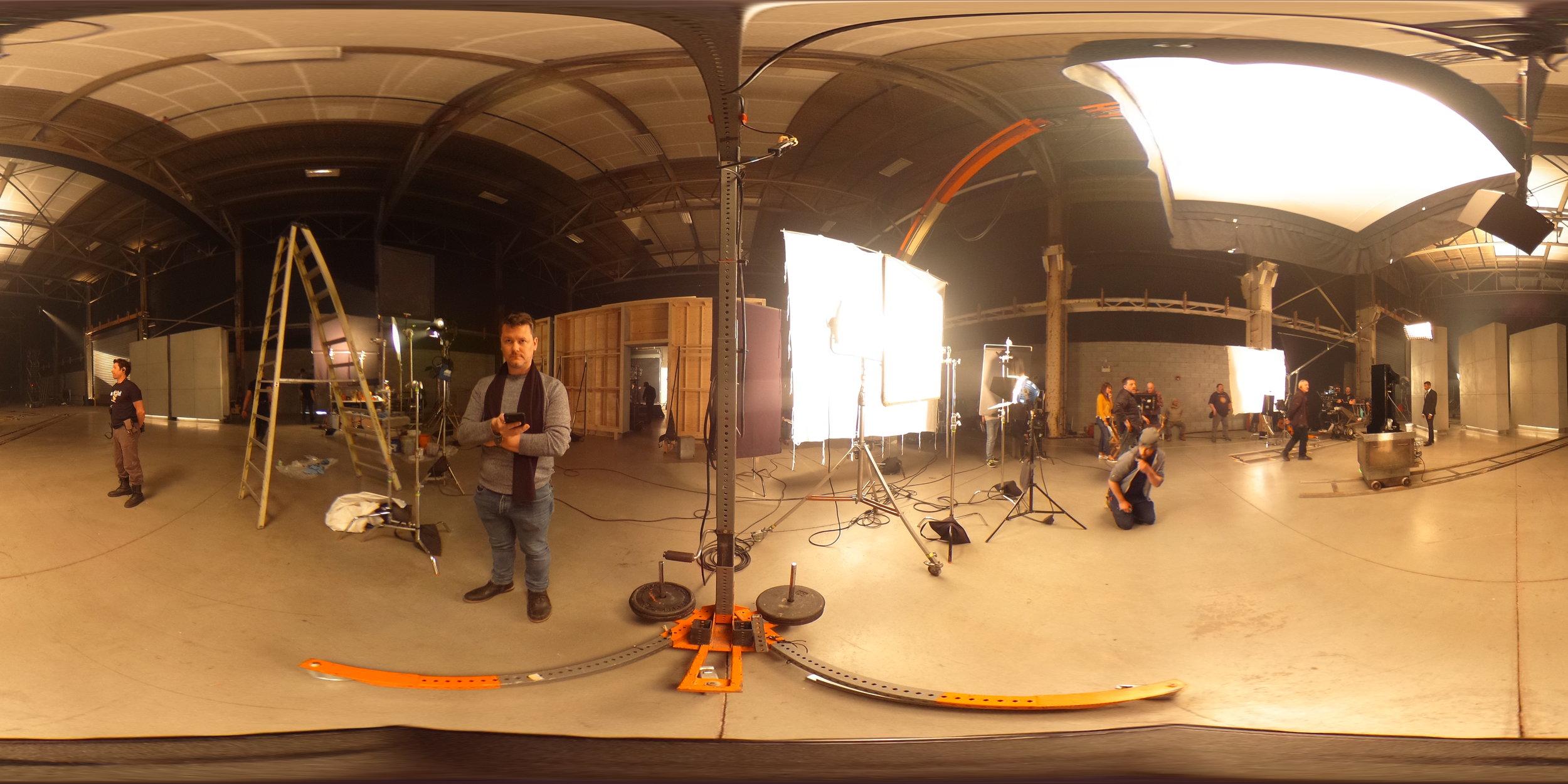 Onset VFX Supervision PENZOIL - Marc Morissette supervized the Visual Effects side for LA VFX Studio ElectricTheatre.