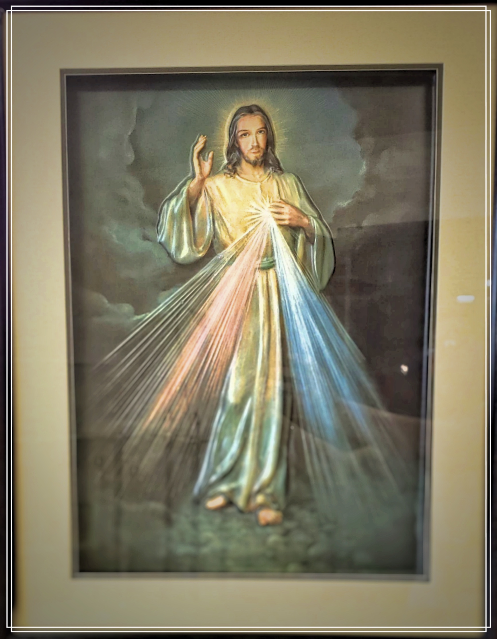 "Come and Join Us! Divine Mercy. - Every First Sunday of the Month at 3pm in the church.""O Blood and Water which flowed out from the Heart of Jesus as a Fountain of Mercy for us,I trust in You."""