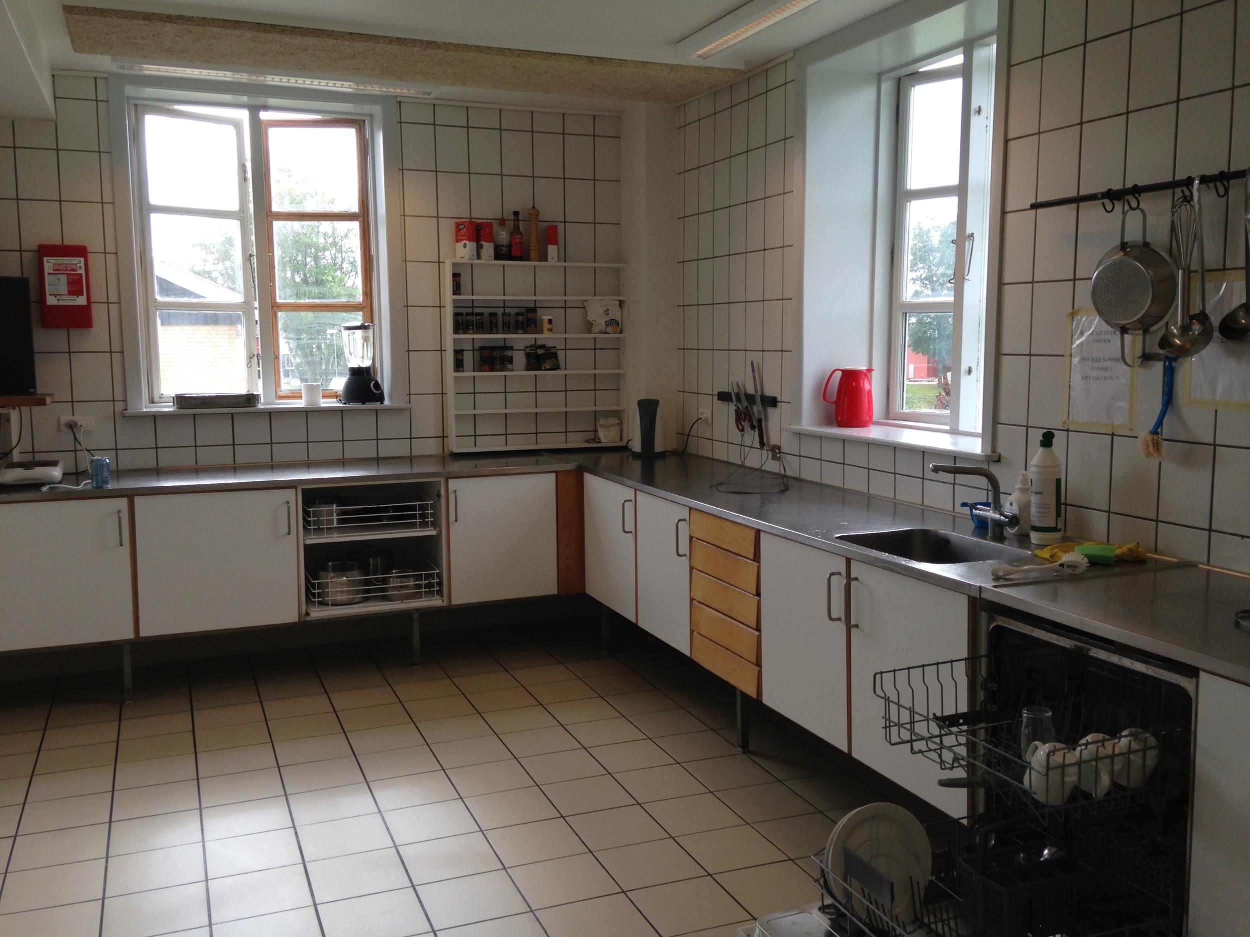 Kitchen, Danish Prison