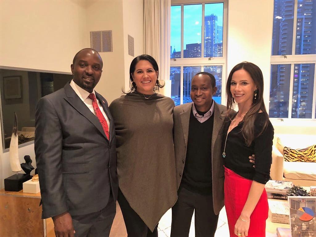 Mr. Mukiibi, Sabrina Dupre & Barbara Bush (2).jpeg