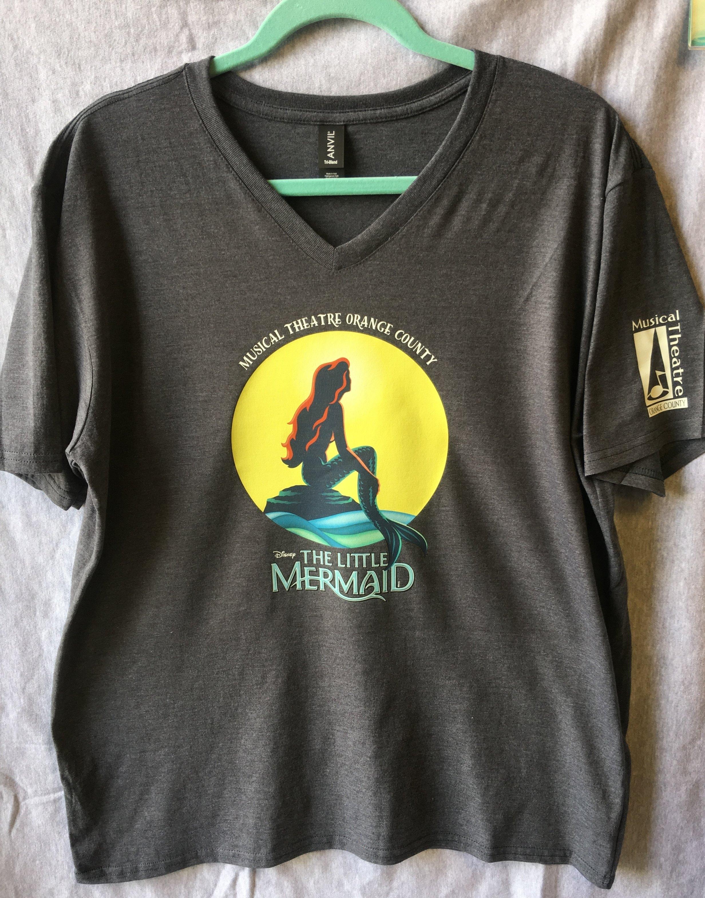 MTOC Musical Theatre Orange County Cast & Crew Shirts