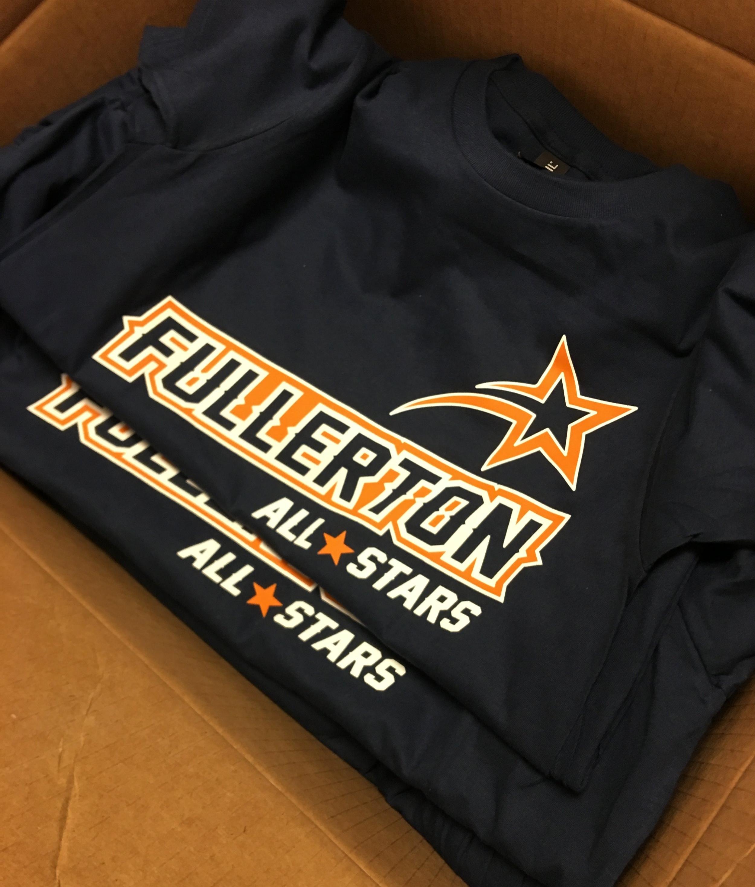 Fullerton Junior All Stars