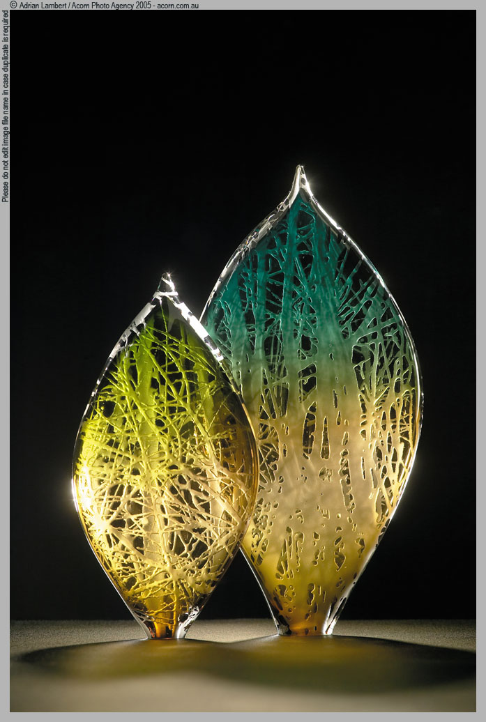 """""""Clearing - Autumn"""" 2006 largest form H580mm x W320mm x D140mm"""