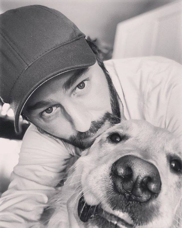 Attack of the Goon 🐶 🐾  #SundayFunday #Snuggles #DogDad