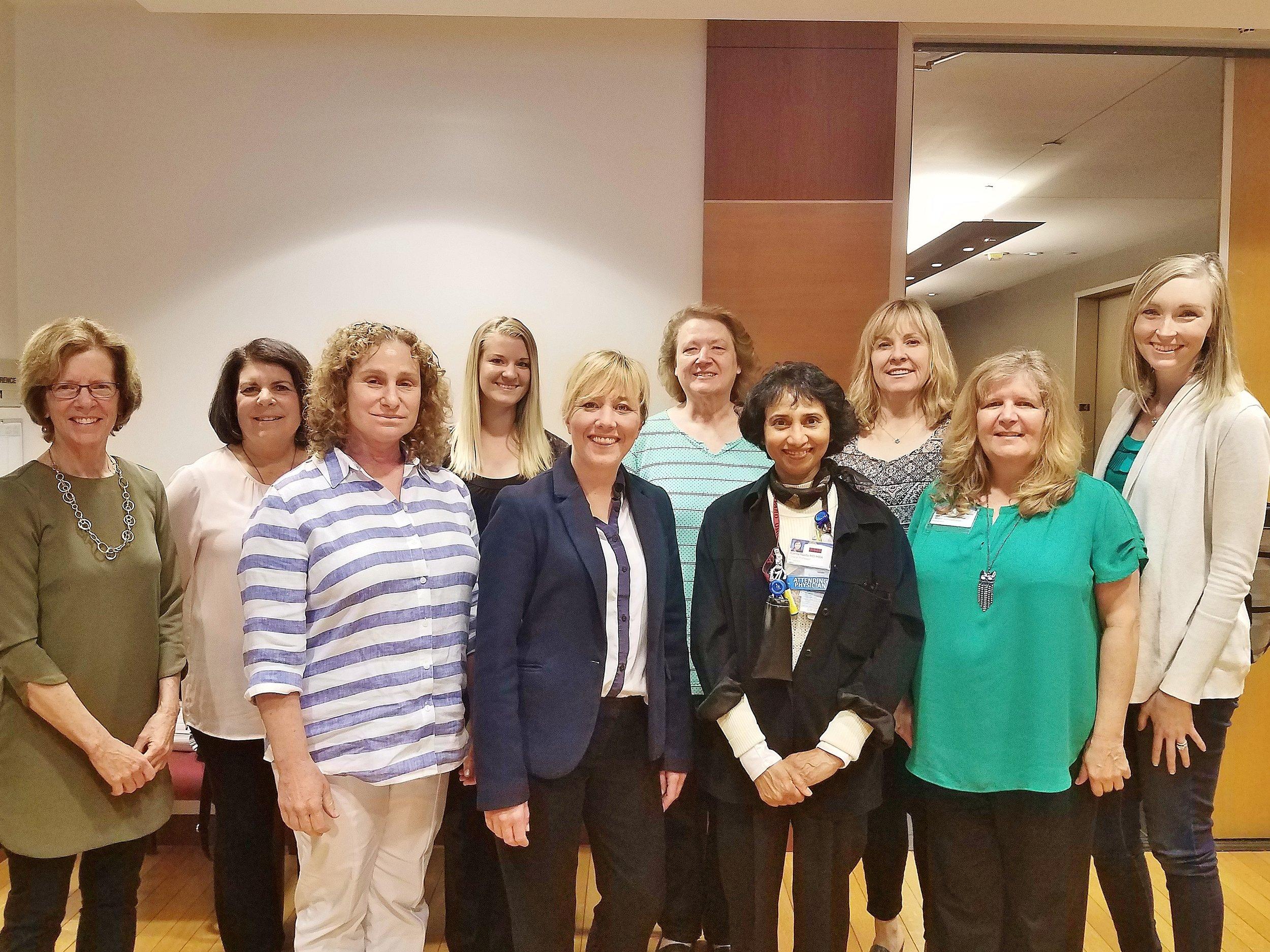 UCI Pediatrics Gender Diversity Program meeting LGBT Marlene Klarborg Larsen Orange County.jpg