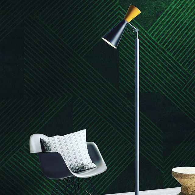 We're seeing green, New wallpaper from @londonartwallpaper #fusempls #interiordesign #minneapolisinteriordesign #internationalmarketsquarempls #wallpaper #wallart