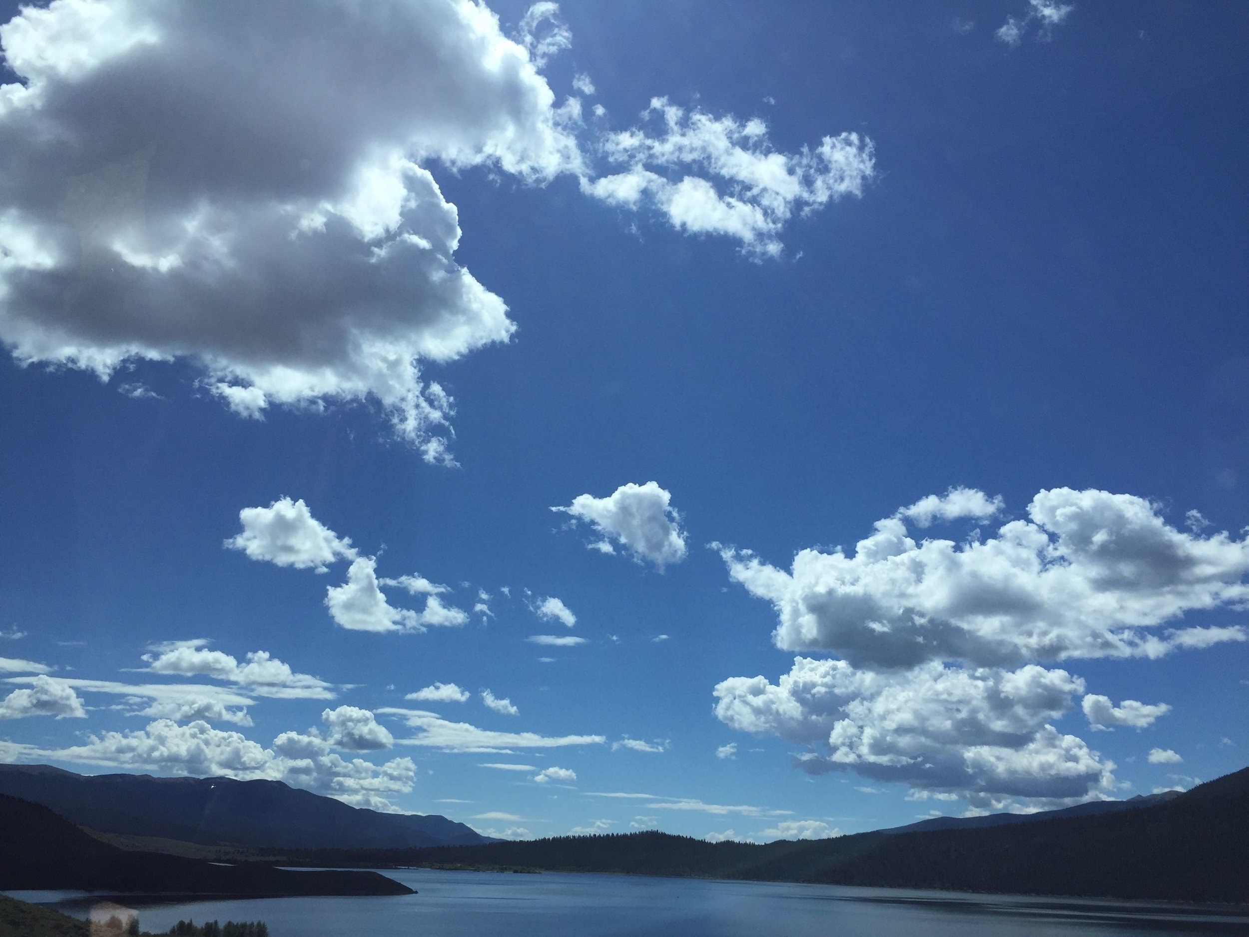 Twin Lakes between Leadville and Aspen (Sunday return from Aspen to Boulder)