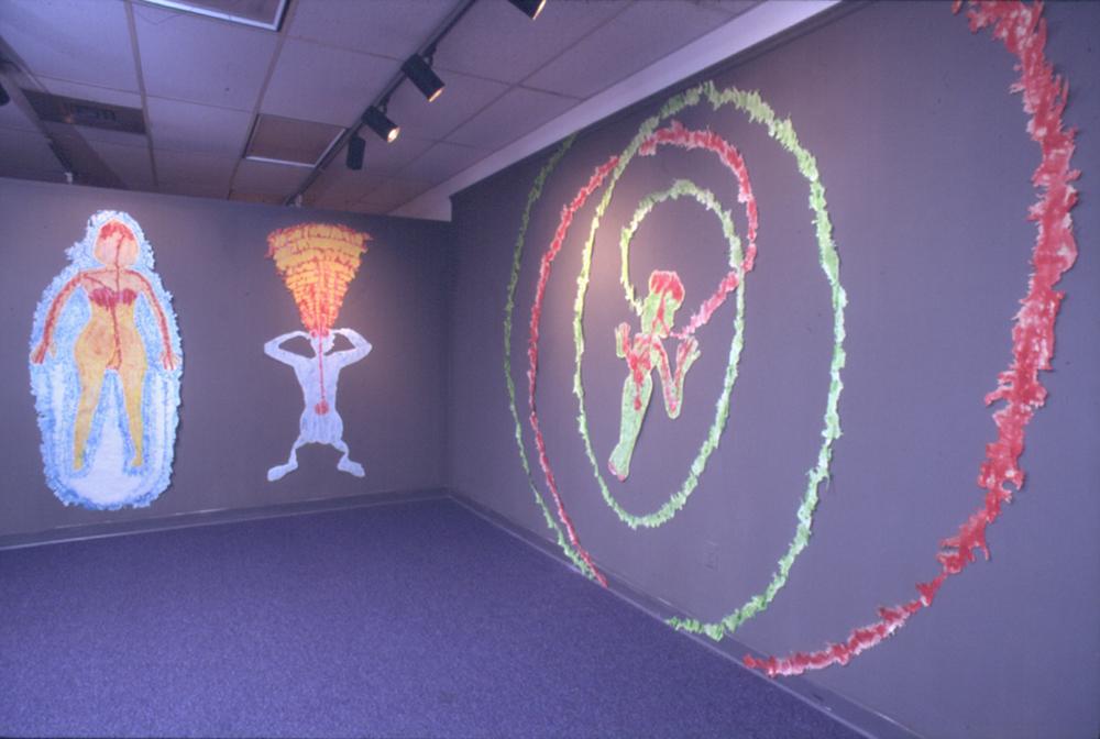 Madeline Irvine --Body Drawing Series -- Installation View.jpg
