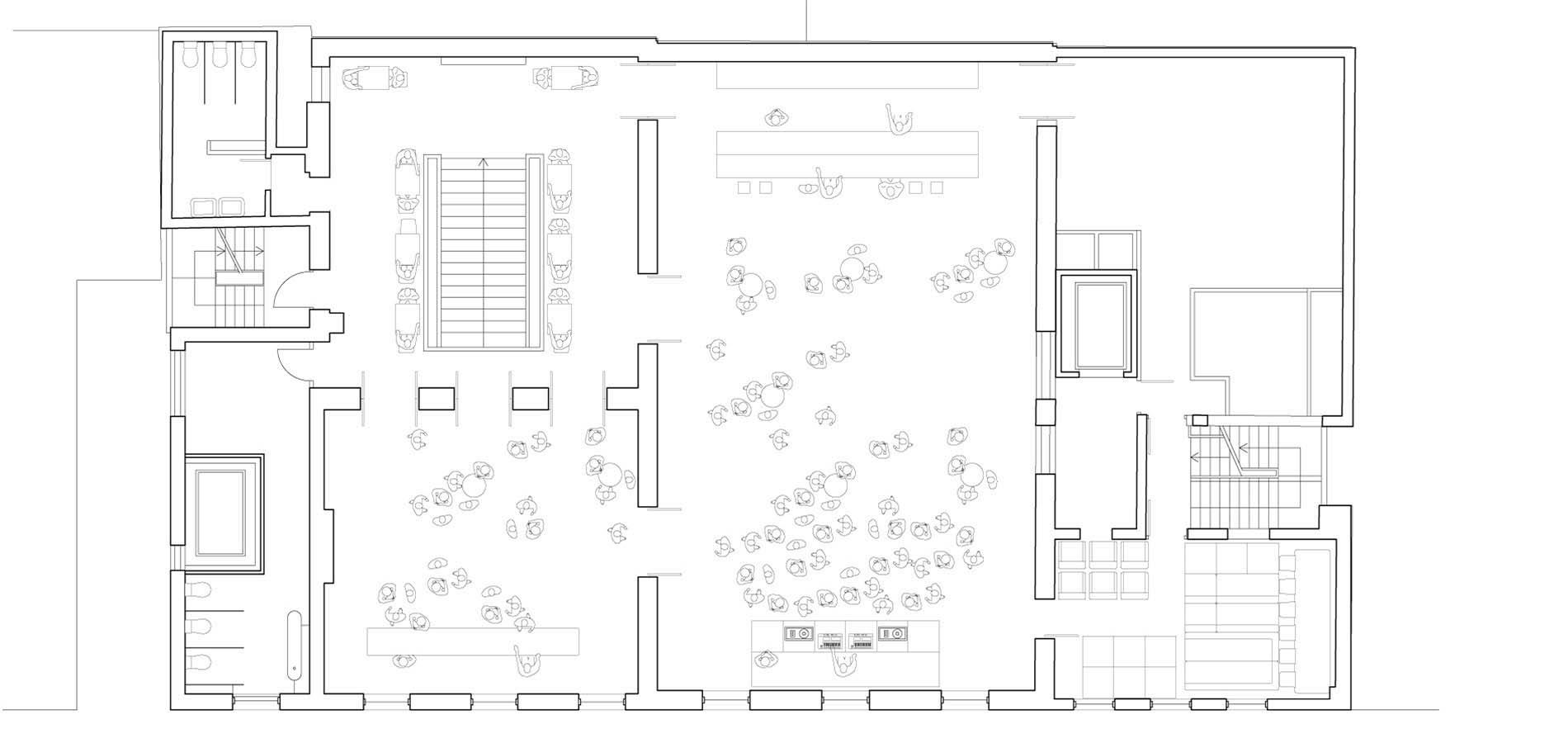 Ground Floor Plan<br/>5/7