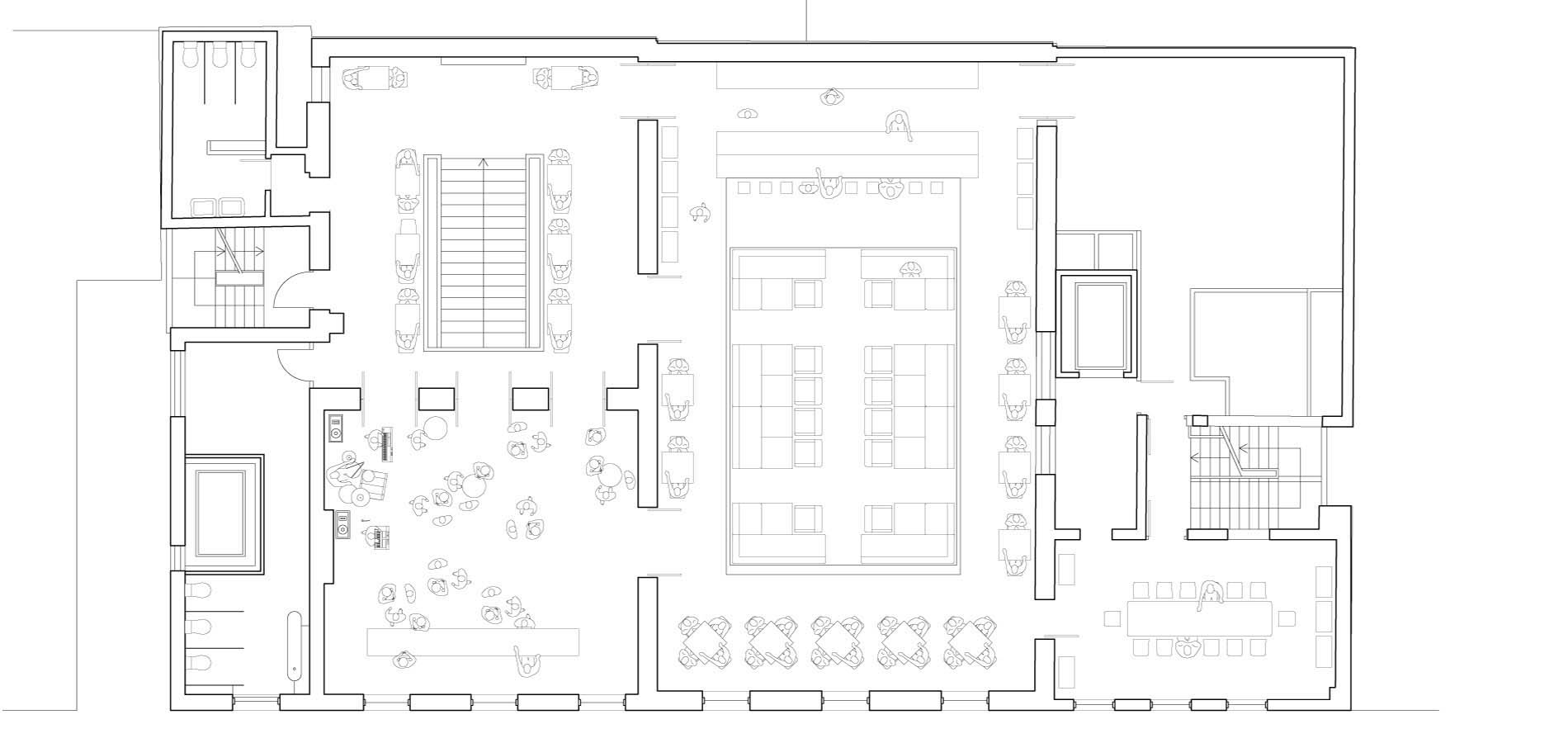 First Floor Plan <br/>6/7