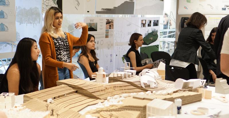 UTS Masters of Architecture Graduation Studio
