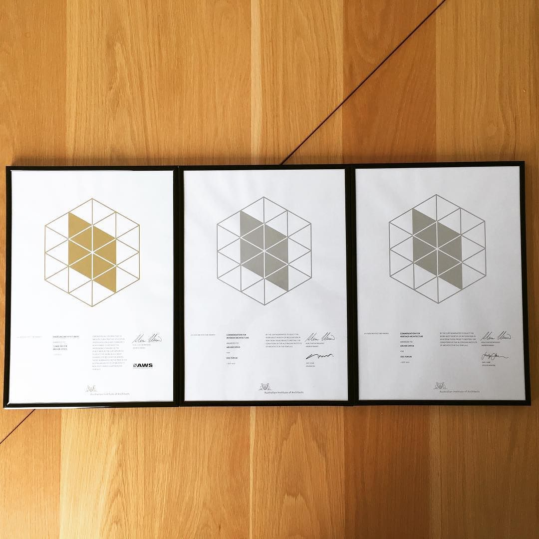 2017 Australian Institute of Architects NSW Chapter Awards
