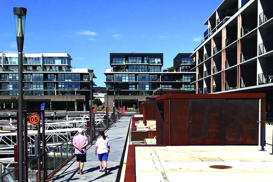 Kingston Boatsheds