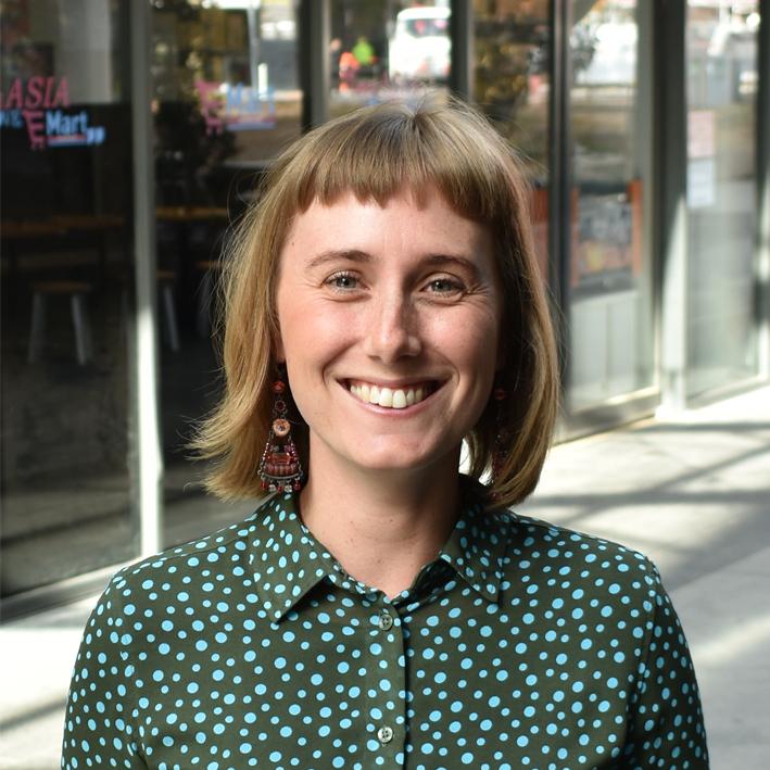Aliza Levy Urban Planner