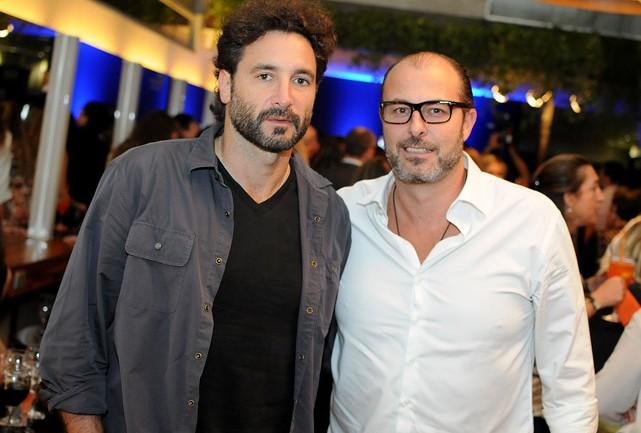 Rico Mansur e André Queiroz