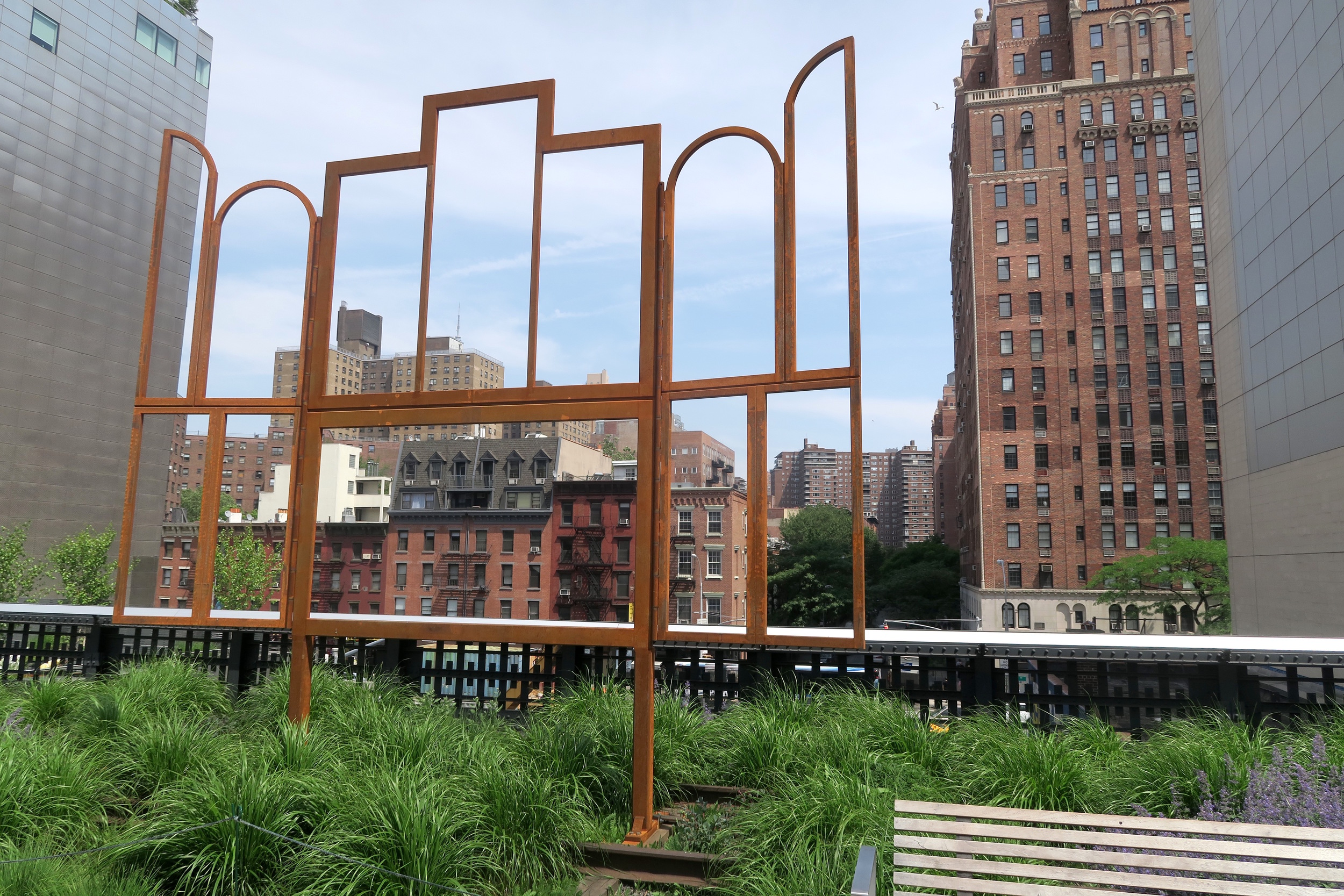 Highline Park Art