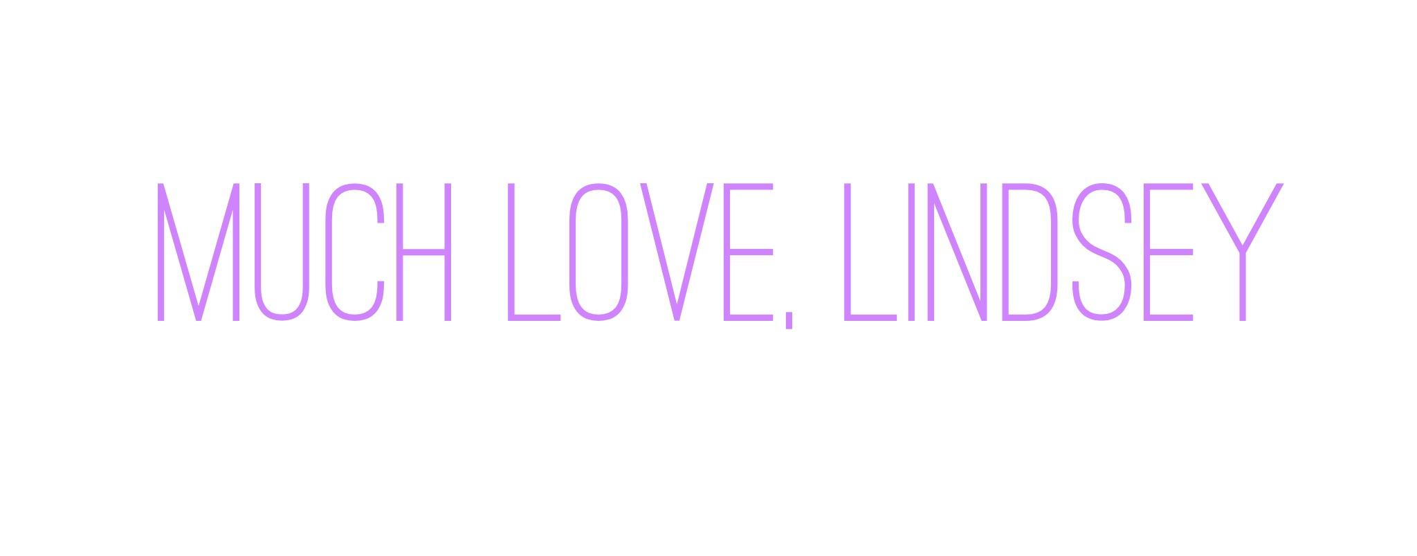 Muc Love Lindsey