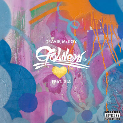 Golden (feat. Sia) - Travie McCoy