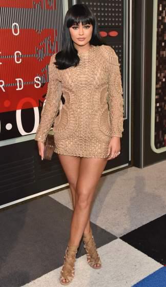 Kylie Jenner VMAs 2015