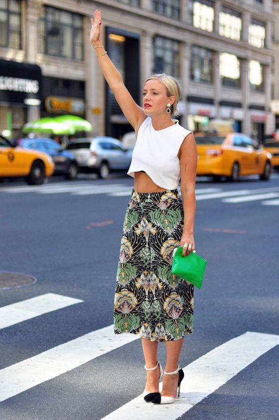 that skirt tho