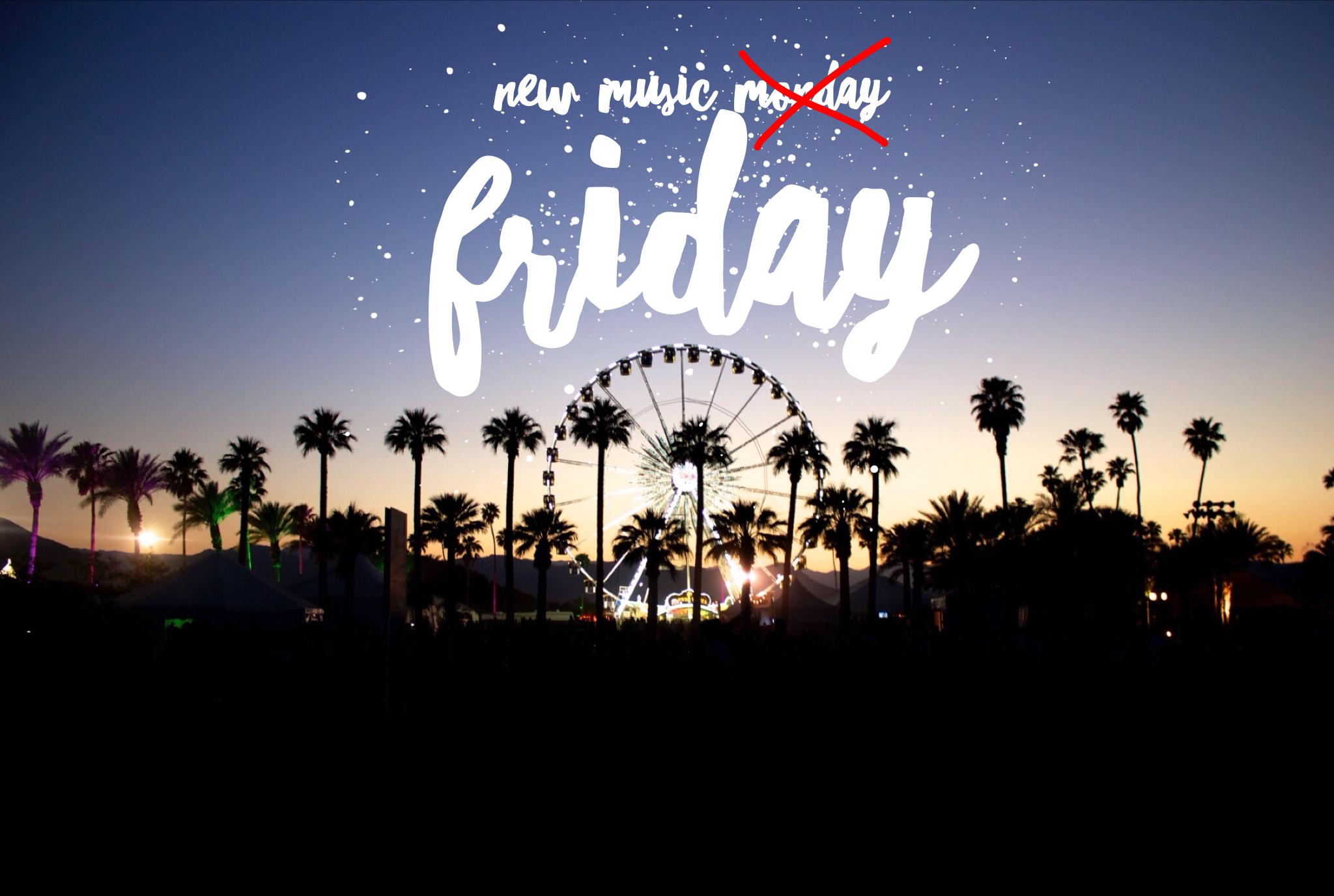 New Music Monday... Friday #26