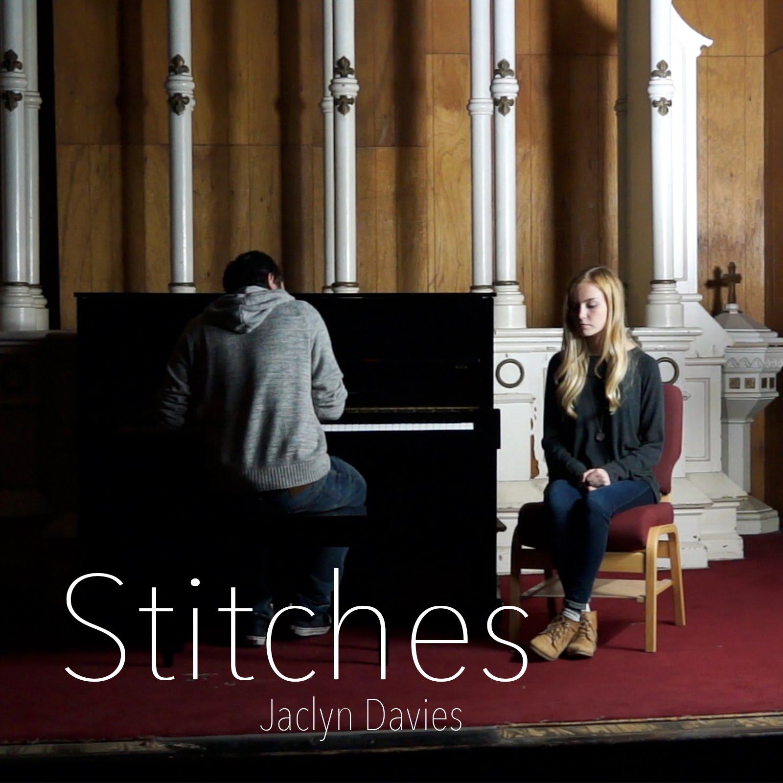 Stitches - Jaclyn Davies