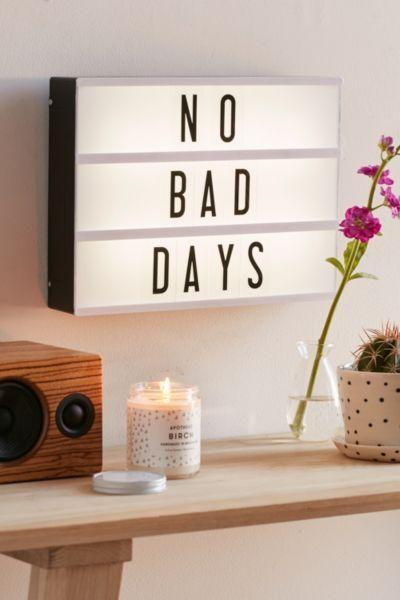 no bad days ever