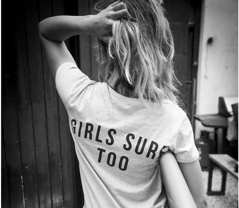 girls surf