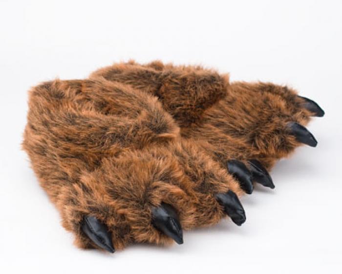 Bear Paw Slippers