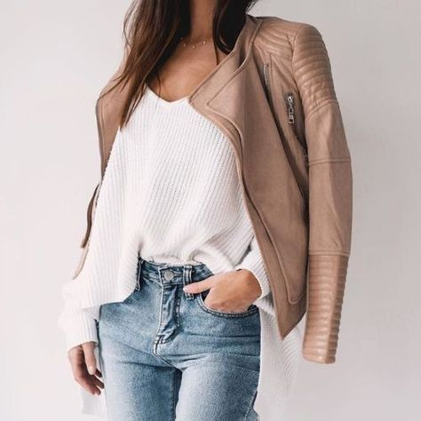 leather neutrals
