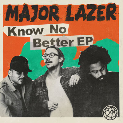 Buscando Huellas - Major Lazer