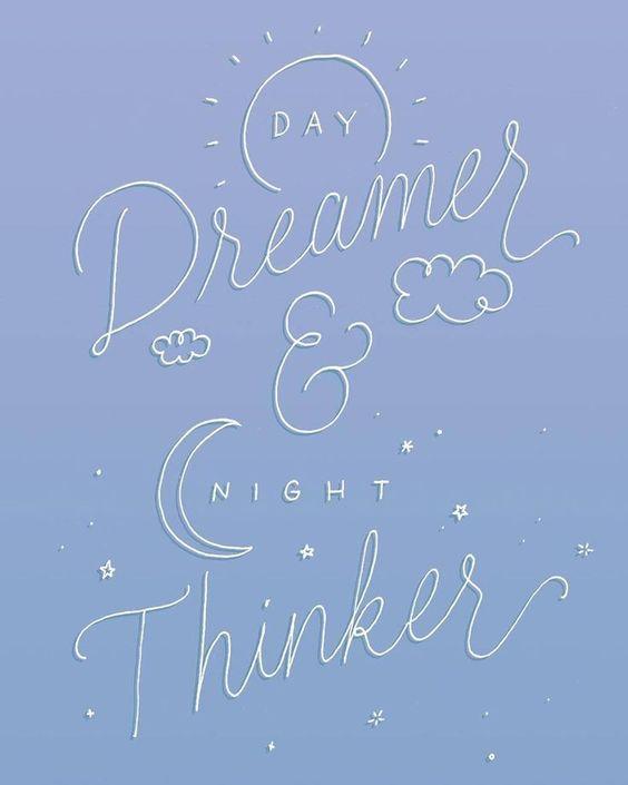 dreamer:thinker