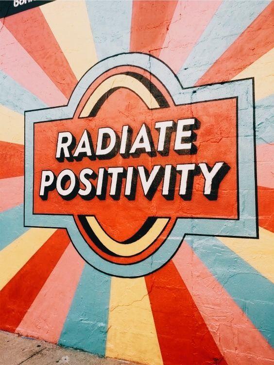 radiate it