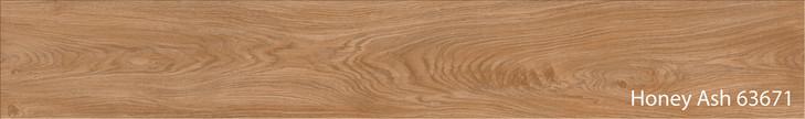 "Devine Honey Ash 63671 Plank size 7"" x 48"""