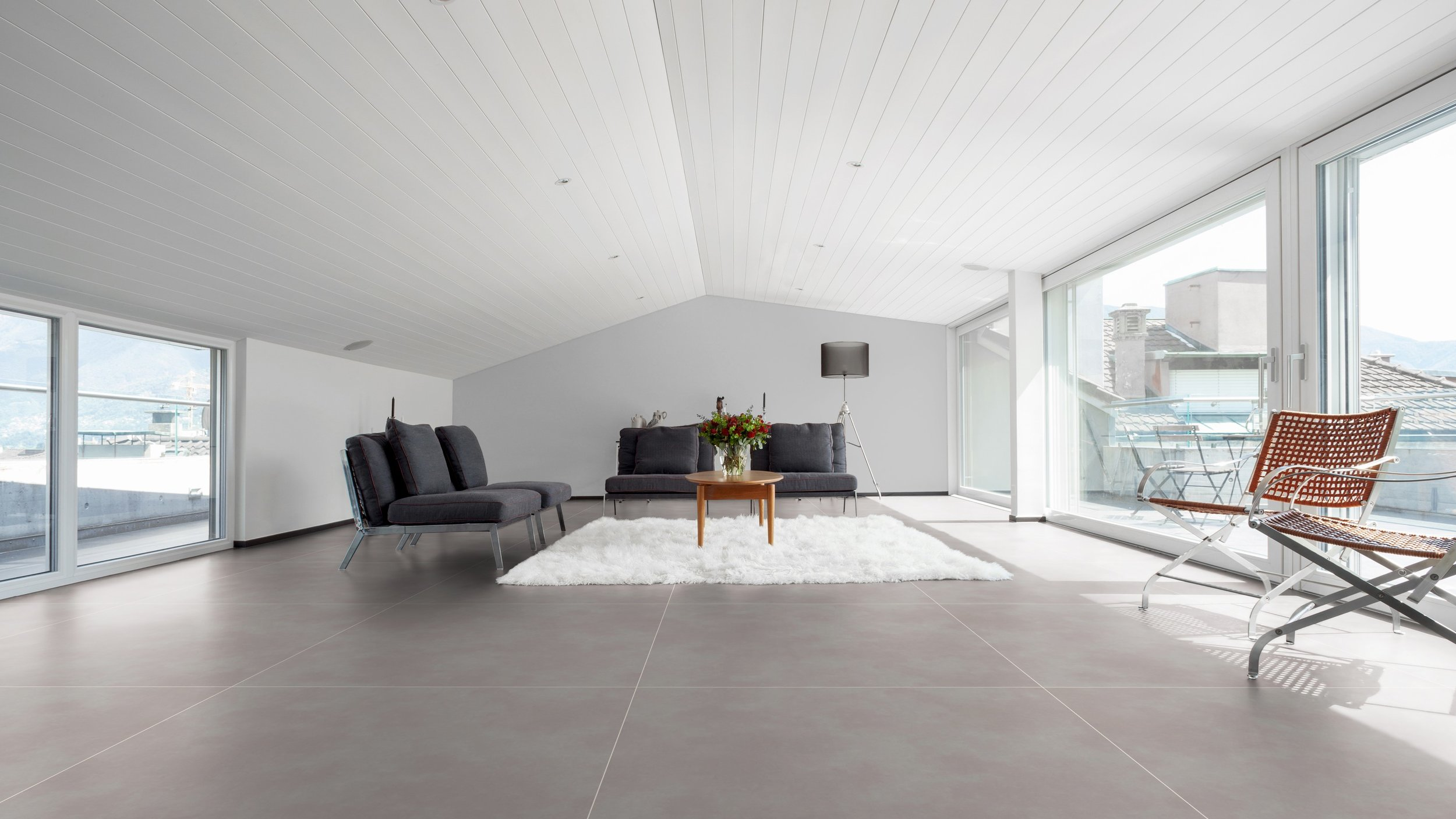 Grand Milano 60013 Pietra tiles with beige  feature strips