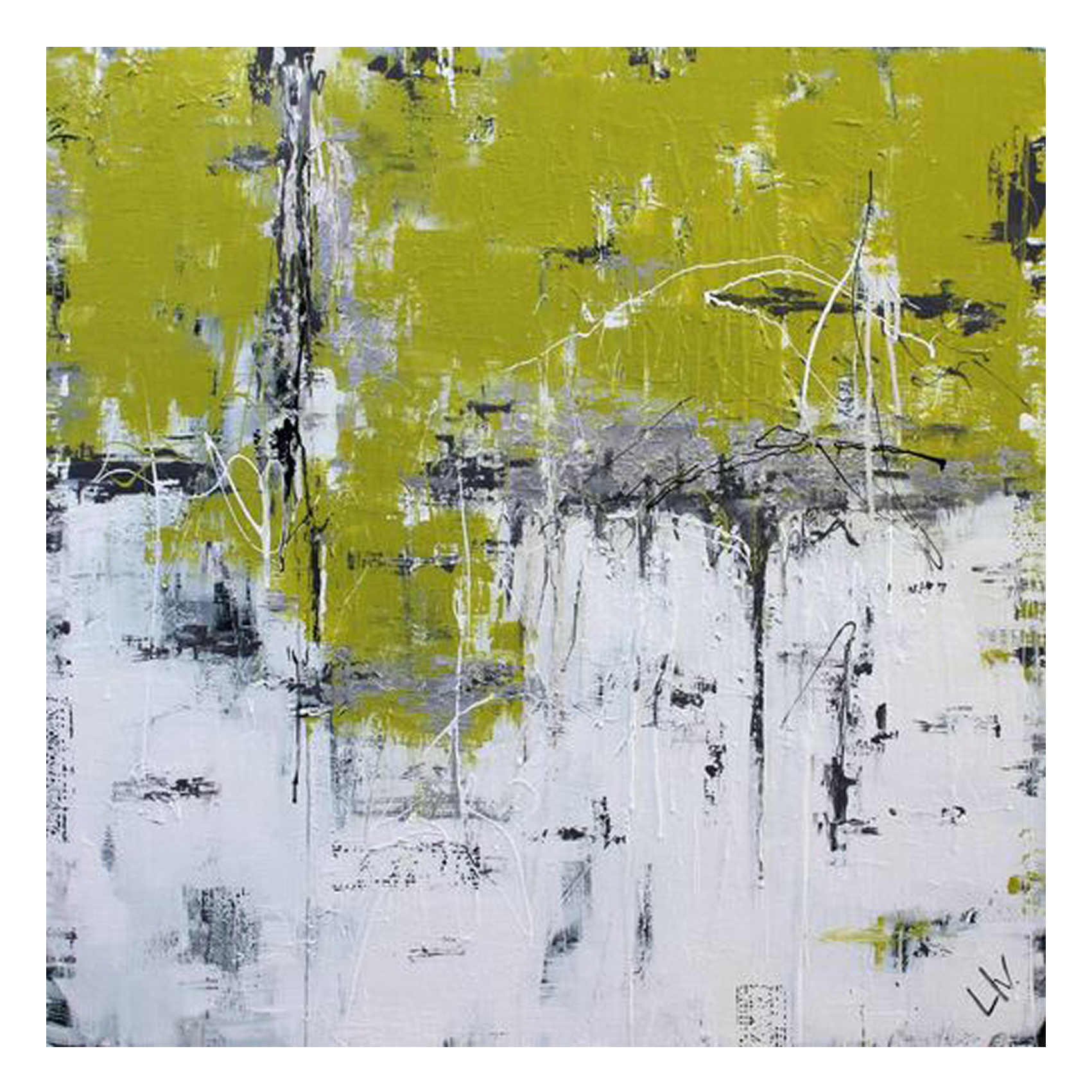 'lime & soda' (sold)