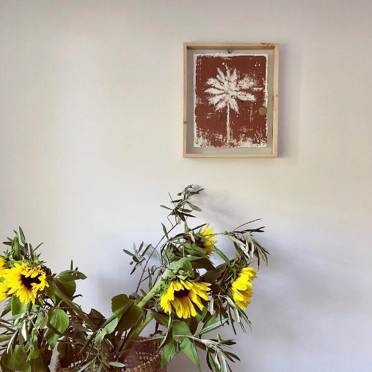 'choco palm' (sold)