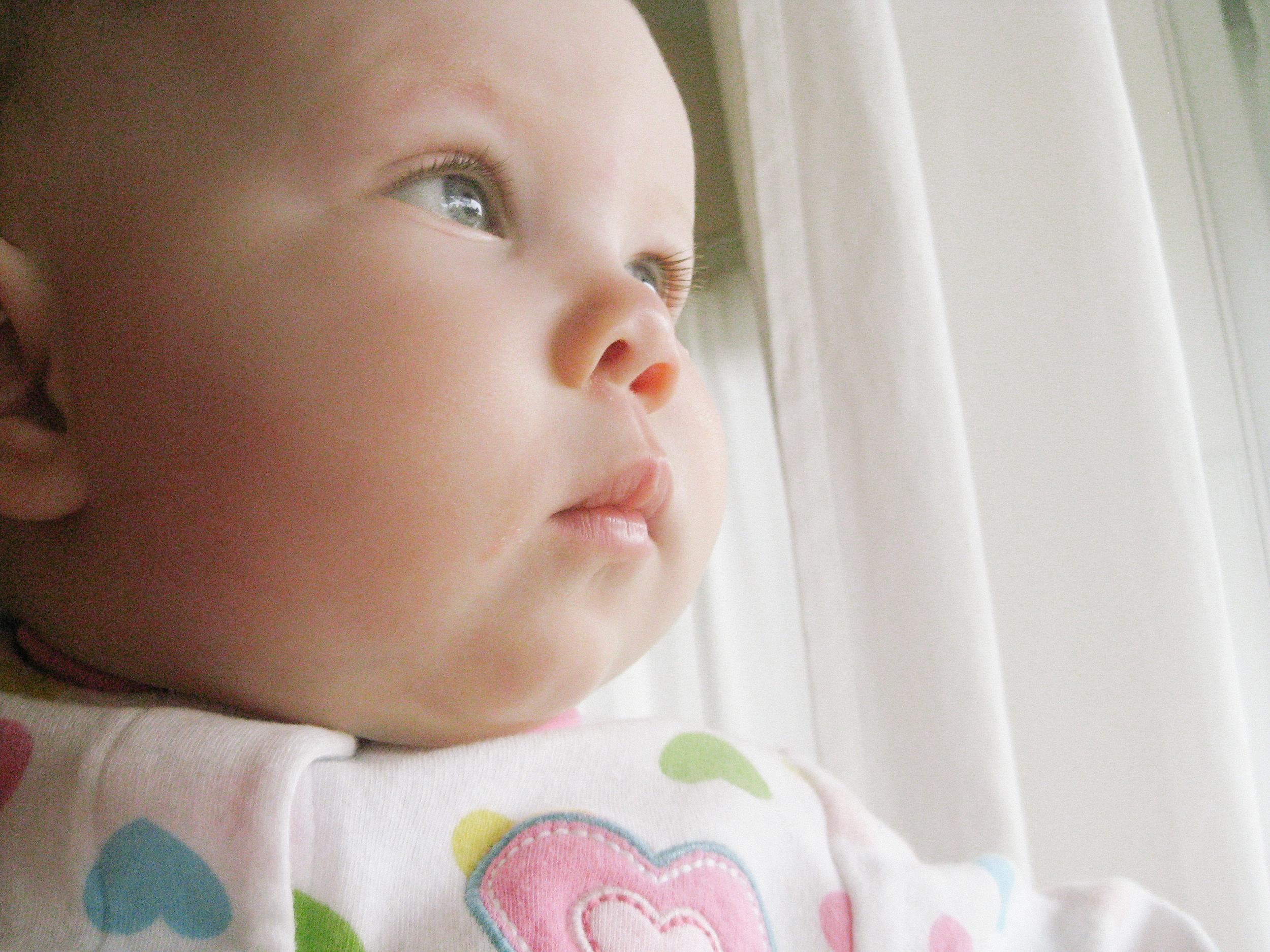 baby Lauren, 2010.