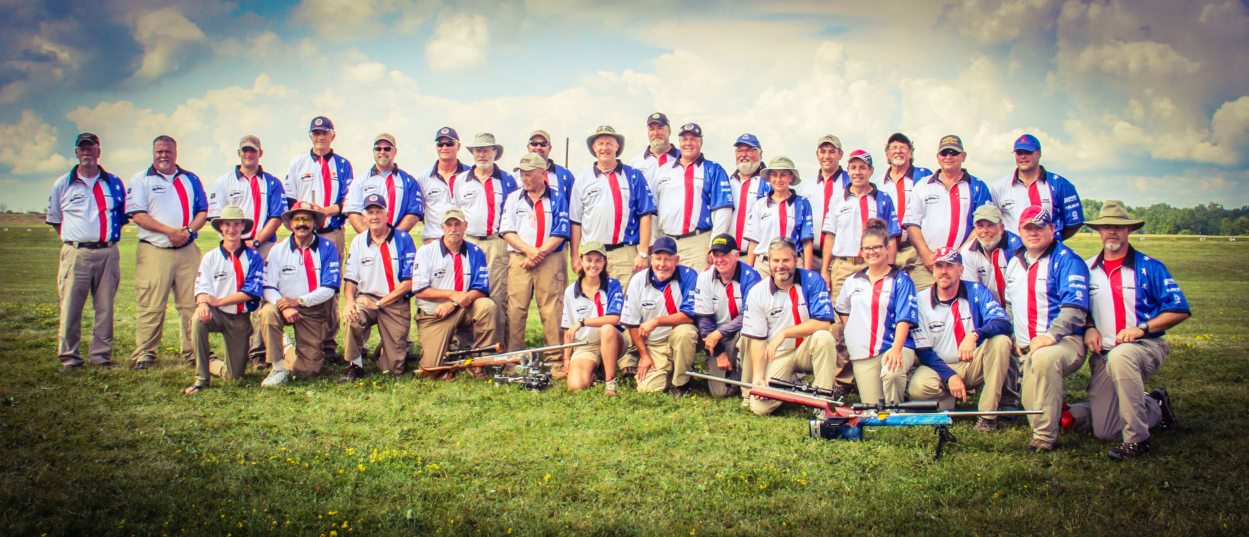 TEAM USA 2015 Canadian Nationals