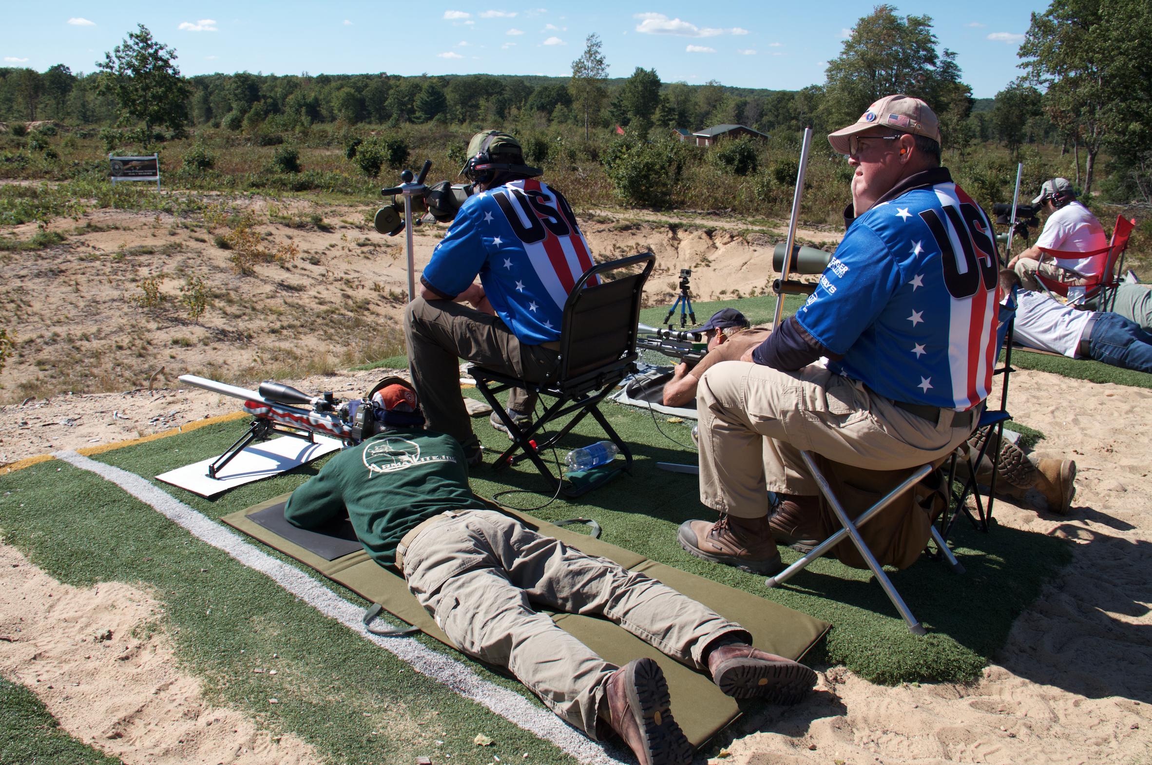 US Team Practice at MTC