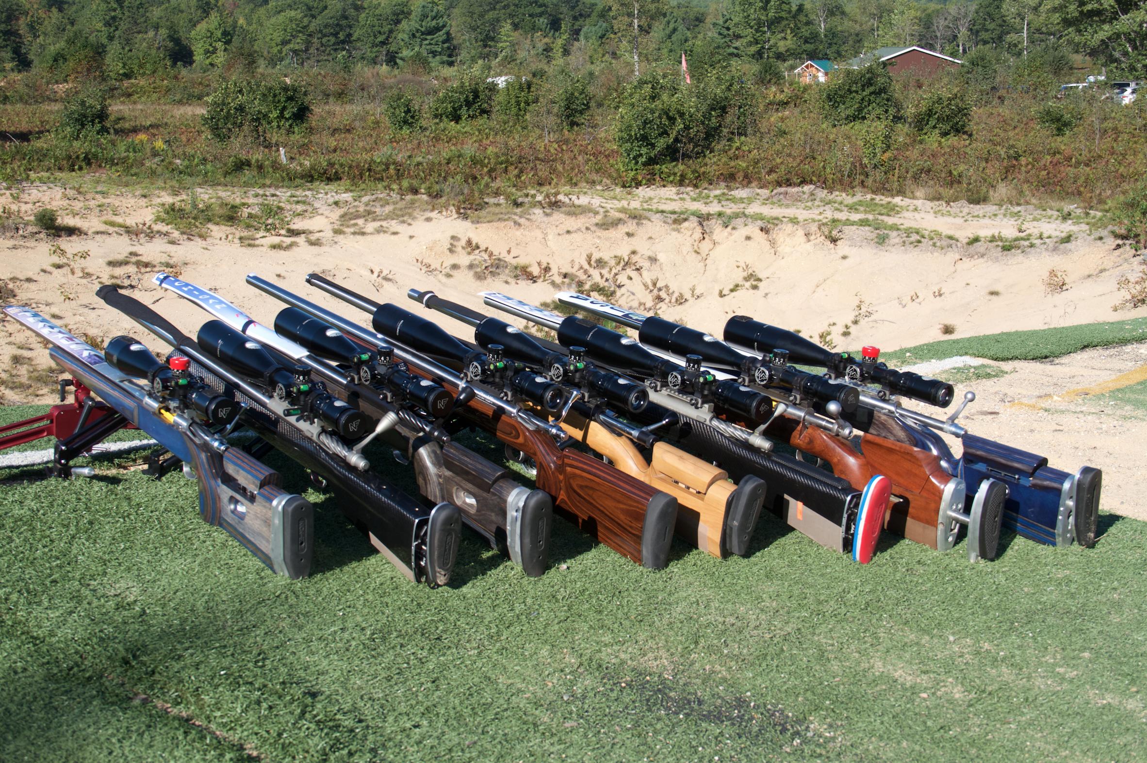 US Team Rifles