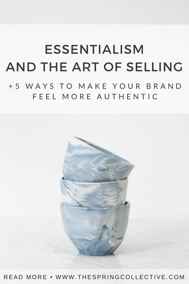 How to make your products feel essential | Retail marketing problem solved | Communicating value to customers | Creative marketing for small business | The Spring Collective