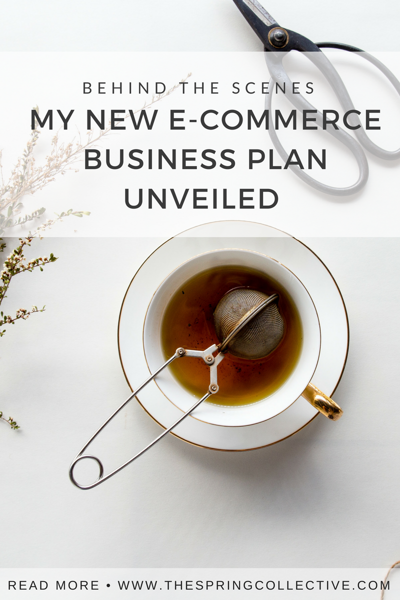 Behind the scenes of an e-commerce launch | How to launch an online store | How to launch a product range | How to start an online business | The Spring Collective