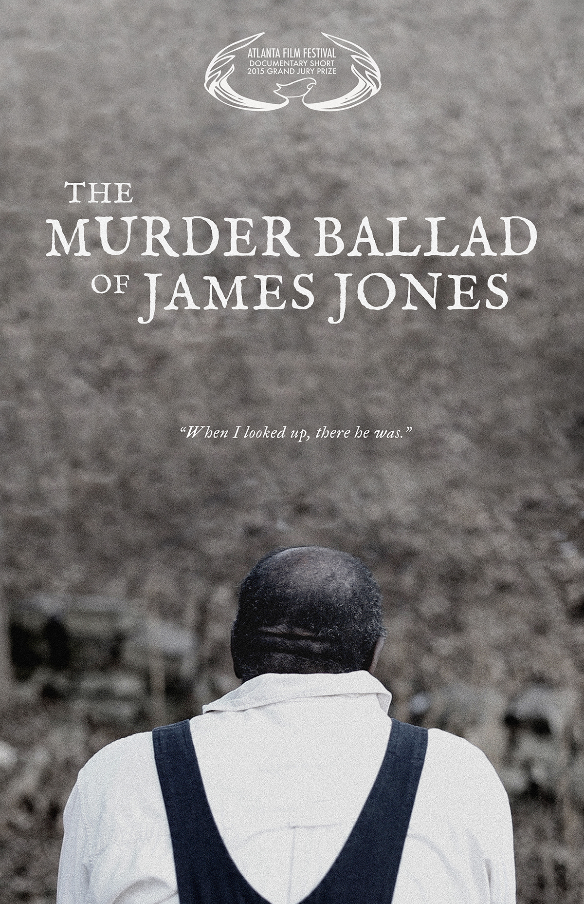 The Murder Ballad of James Jones - Poster